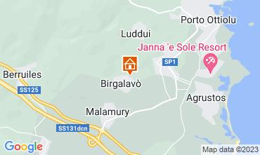 Mappa Budoni Appartamento 113467