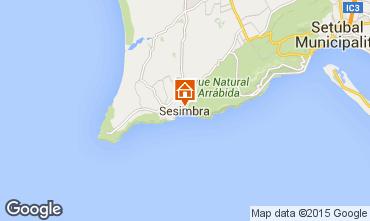 Mappa Sesimbra Appartamento 96739
