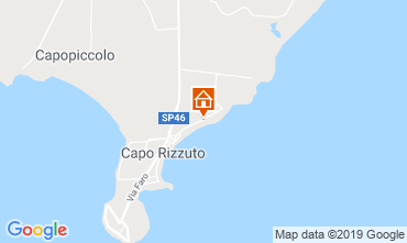 Mappa Isola di Capo Rizzuto Appartamento 101730