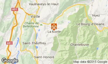 Mappa Alpe du Grand Serre Monolocale 116