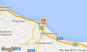Mappa Termoli Appartamento 62535
