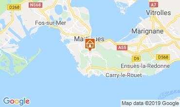 Mappa Martigues Agriturismo 61577