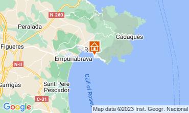 Mappa Rosas Appartamento 108266