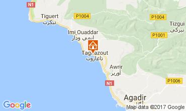 Mappa Agadir Appartamento 17091