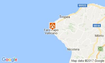 Mappa San Nicolò Ricadi Appartamento 107304