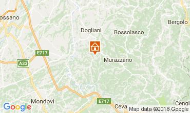 Mappa Dogliani Casa 112651