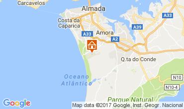 Mappa Lisbona Appartamento 109987