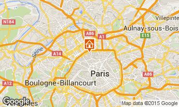 Mappa PARIGI Monolocale 72692