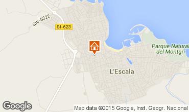 Mappa L'escala Appartamento 70957