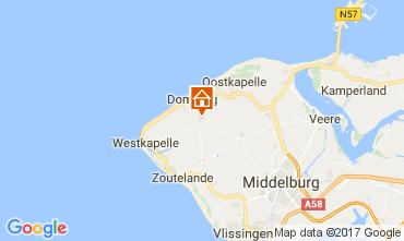 Mappa Domburg Agriturismo 108693