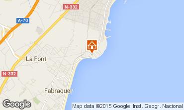 Mappa Alicante Appartamento 8201