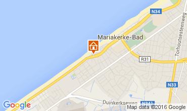 Mappa Oostenda Appartamento 104009