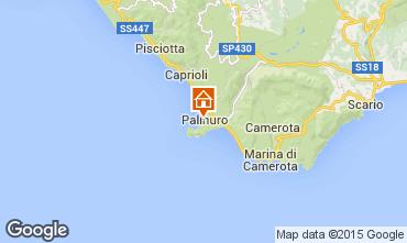 Mappa Palinuro Appartamento 78728
