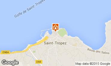 Mappa Saint Tropez Casa 5673