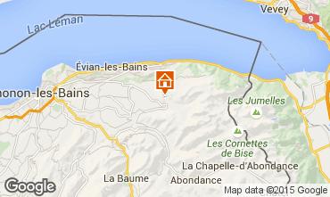 Mappa Bernex Casa 4881