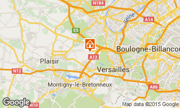 Mappa Versailles Agriturismo 15412