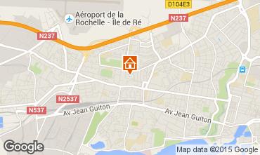 Mappa La Rochelle Appartamento 7073
