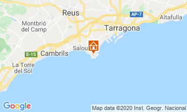 Mappa Tarragona Appartamento 119603