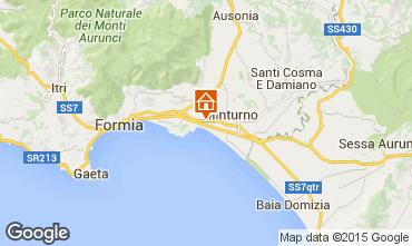 Mappa Formia Appartamento 48612