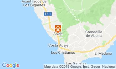 Mappa Adeje Appartamento 119501