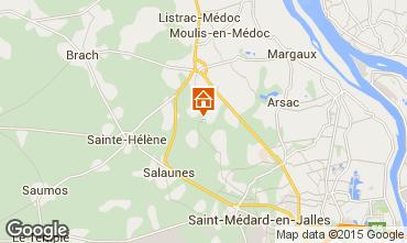 Mappa Bordeaux Casa 76715