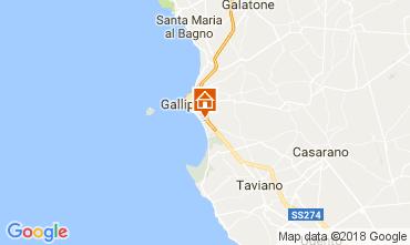 Mappa Gallipoli Appartamento 108516
