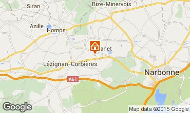 Mappa Carcassonne Agriturismo 38926