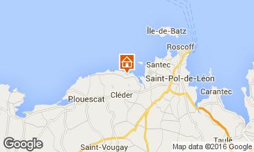 Mappa Roscoff Villa  82006