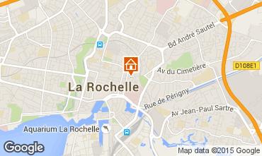 Mappa La Rochelle Appartamento 87160