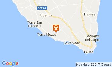 Mappa Lido Marini Villa  85337