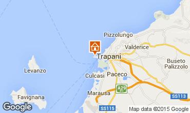 Mappa Trapani Appartamento 93394