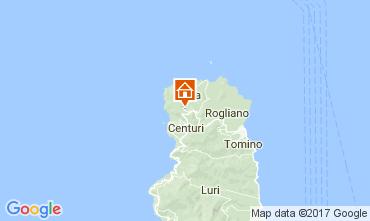 Mappa Centuri Agriturismo 108083