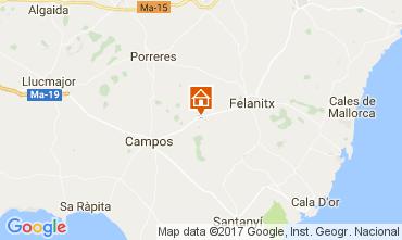 Mappa Campos Villa  111379