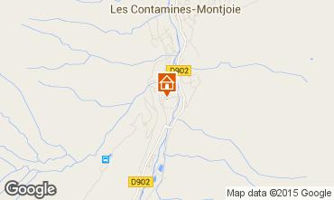 Mappa Les Contamines Montjoie Monolocale 946