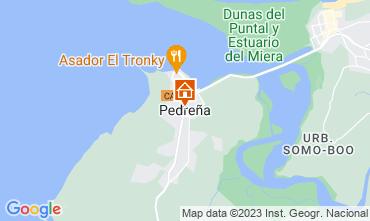 Mappa Santander Agriturismo 113418