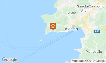 Mappa Ajaccio Appartamento 118288