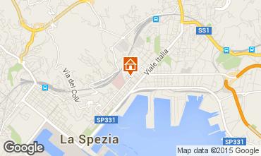Mappa La Spezia Appartamento 71921