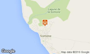 Mappa La Somone Appartamento 89235