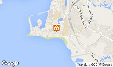 Mappa La Rochelle Appartamento 83787