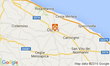 Mappa Ostuni Appartamento 82864
