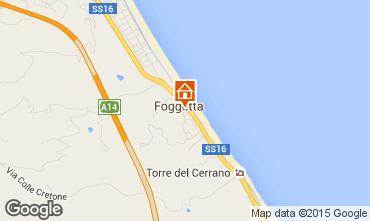 Mappa Pineto Appartamento 85795