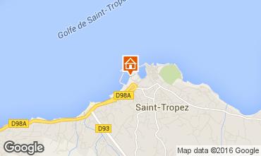 Mappa Saint Tropez Appartamento 93969