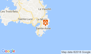 Mappa Sainte Anne (Martinique) Villa  88363