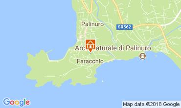 Mappa Palinuro Appartamento 98899