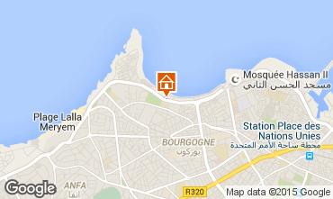 Mappa Casablanca Appartamento 73511