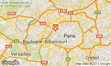 Mappa PARIGI Monolocale 89713