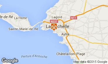 Mappa La Rochelle Appartamento 82834