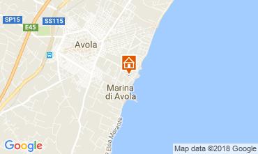 Mappa Avola Villa  113747