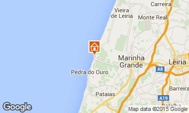 Mappa São Pedro de Moel Appartamento 82527