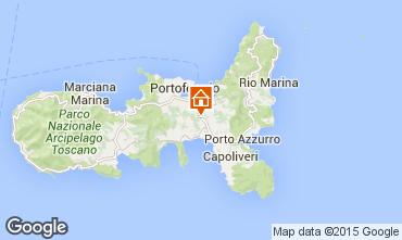 Mappa Portoferraio Appartamento 68658